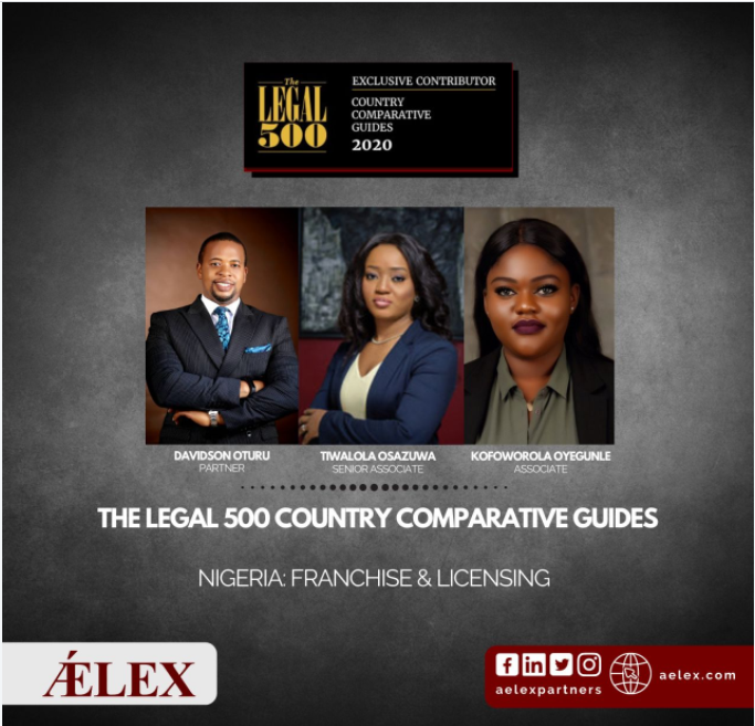 Contributors to the Legal 500 Country Legal Comparative Guides